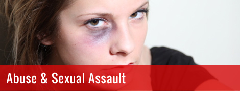 Abuse & Sexual Assault