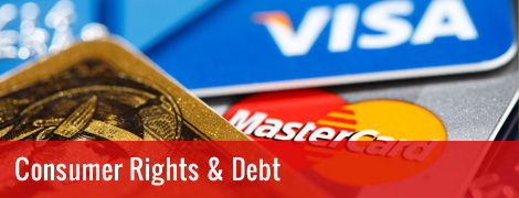 Consumer Rights & Debt