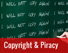 Copyright & Piracy